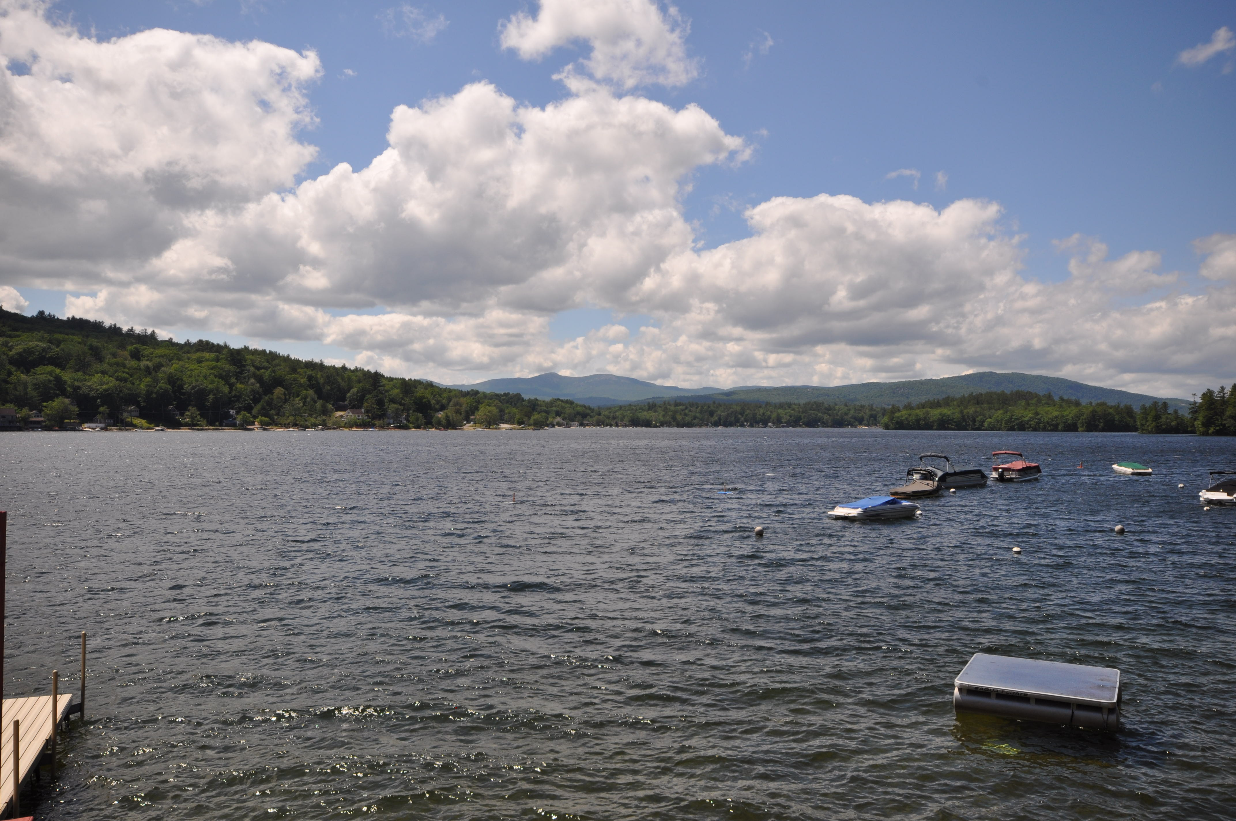 Newfound Lake waterfront, BRISTOL, NH Vacation Rental By