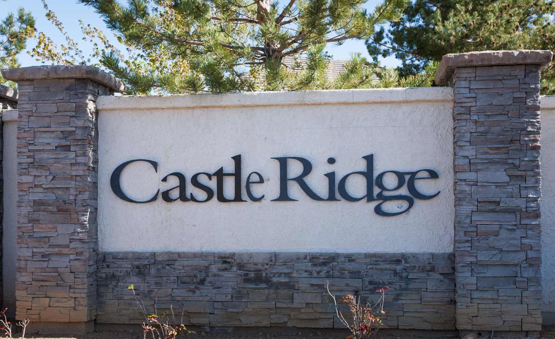 castle ridge homes for sale reno nv
