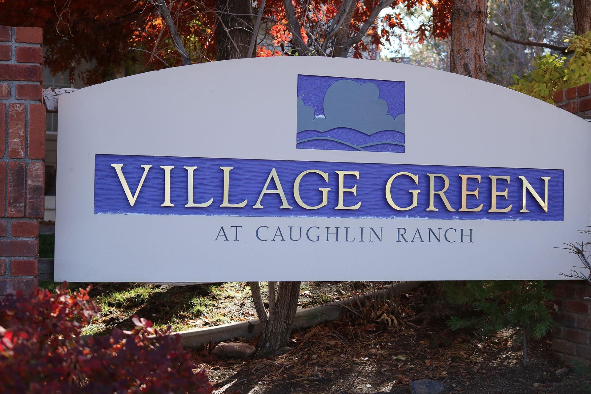 village green homes for sale reno nv