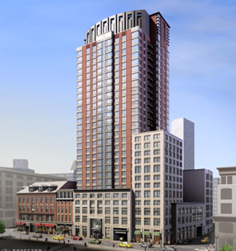 Archstone Boston Luxury Apartments For Rent