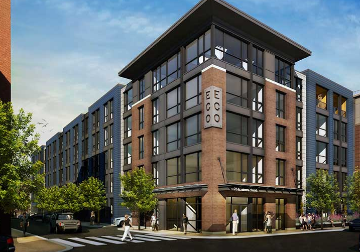 The Eco Allston Metro Realty Corp