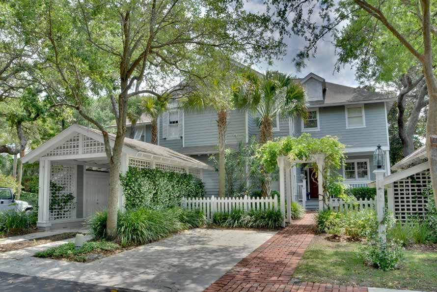 Cottage Style Homes For Sale In Little Dunes Amelia Island
