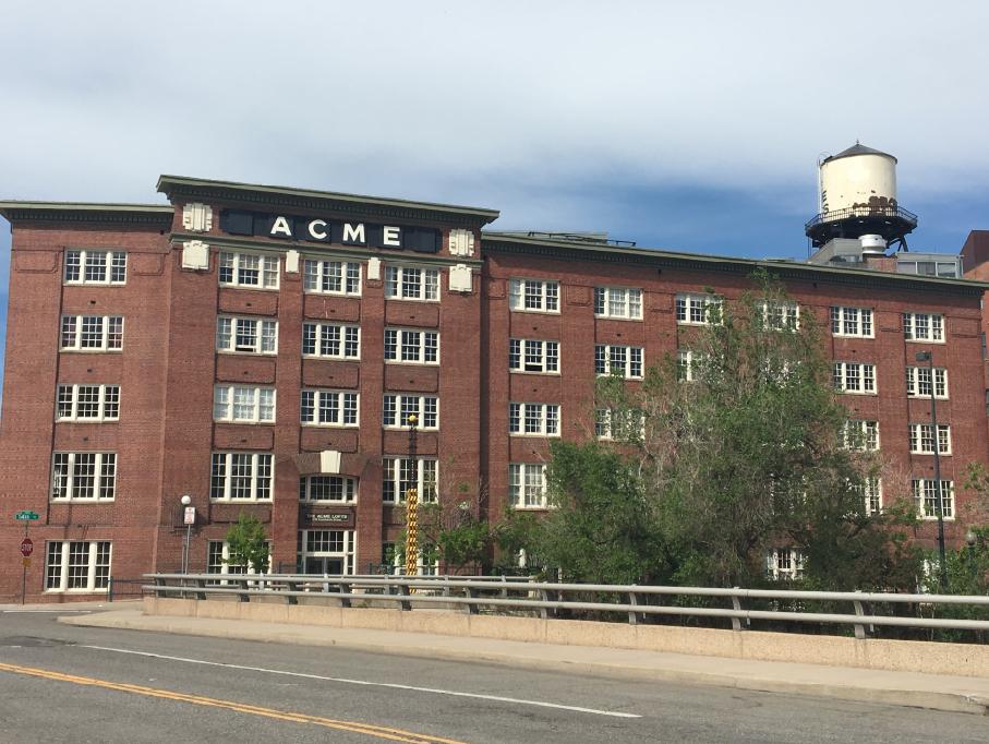 Flour Mill Lofts Denver denver's acme lofts   usaj realty