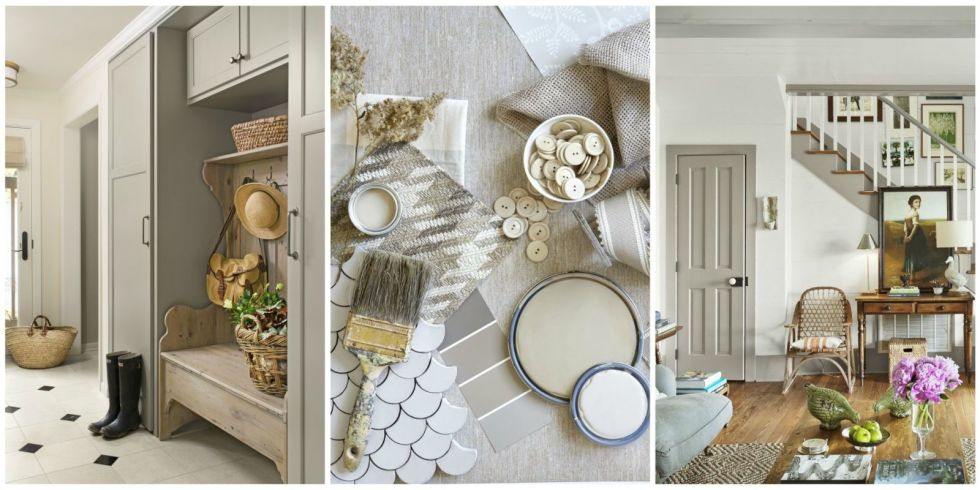 Elle decor mushroom is the color taking over pinterest and homes in 2017 Elle home decor pinterest