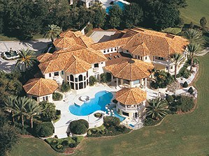 Tiger Woods House Windermere Florida