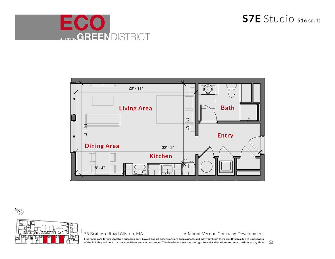 Eco allston floor plans luxury layouts for Eco home floor plans