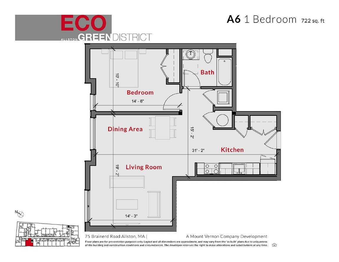 eco allston floor plans luxury layouts eco studio floor plan