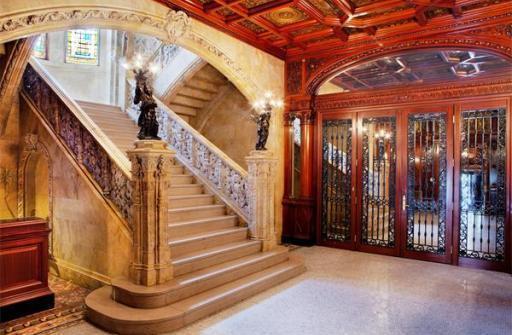 Burrage Mansion Penthouse For Sale 314 Com Ave 4