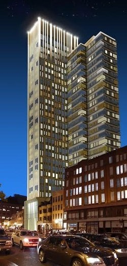 Avalonbay To Add New Luxury Building At 45 Stuart St