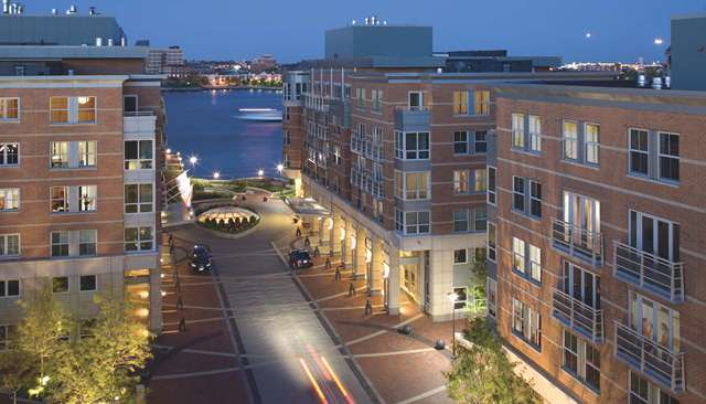 Battery Wharf Condos For Sale On The Boston Waterfront