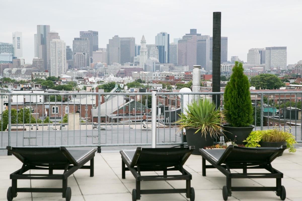 156 Porter St Lofts For Sale In East Boston