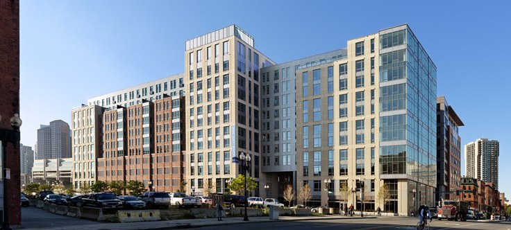 The Victor Boston Luxury Building New Boston Luxury Apartments