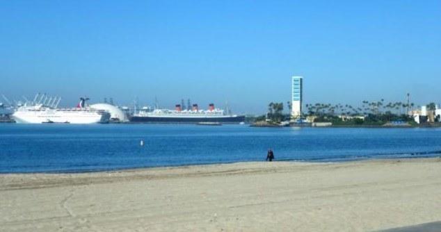 Park Ocean Condominium Apartments Long Beach