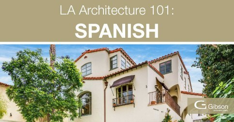 La architecture 101 spanish gibson international for Architecture 101