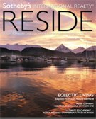 Reside Magazine, Sotheby's International Realty, SIR