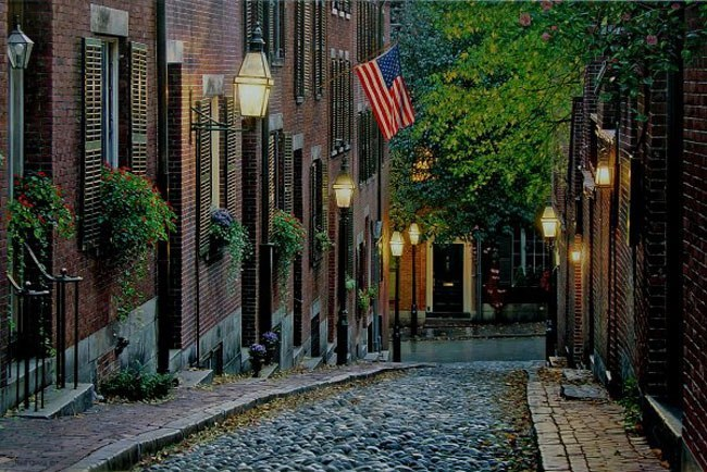 Beacon Hill Cobblestone Capital Residential Group