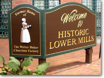 Historic lower Mills Dorchester Capital Resiential Group