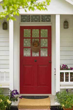 Image result for red door homes