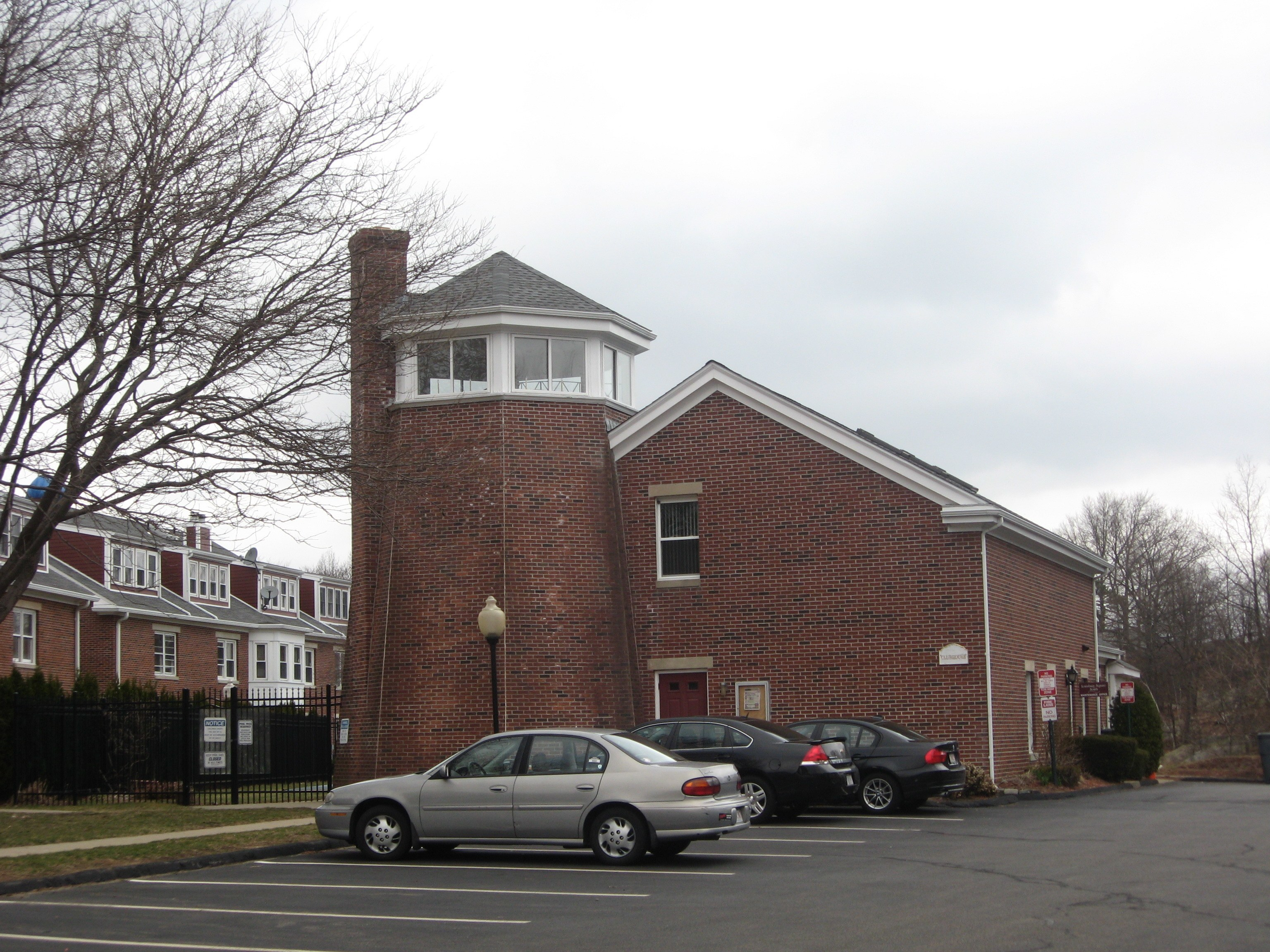 Louisburg Square Clubhouse