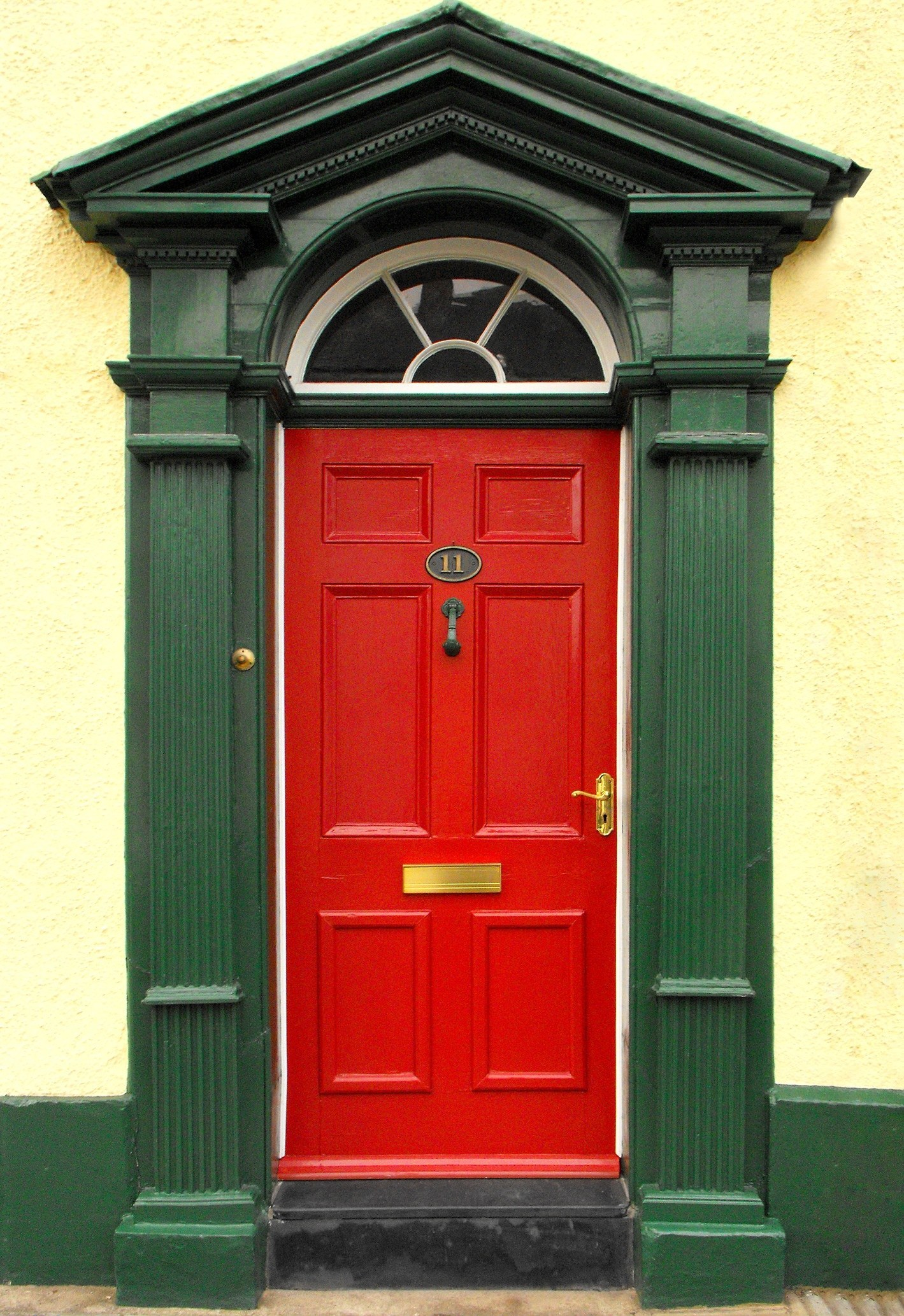 In Biblical Times Many Religious Groups Including Catholics, Episcopalu0027s  And Judaism Believe That Having A Red Door Meant That All Beyond That Door  Was Holy ...
