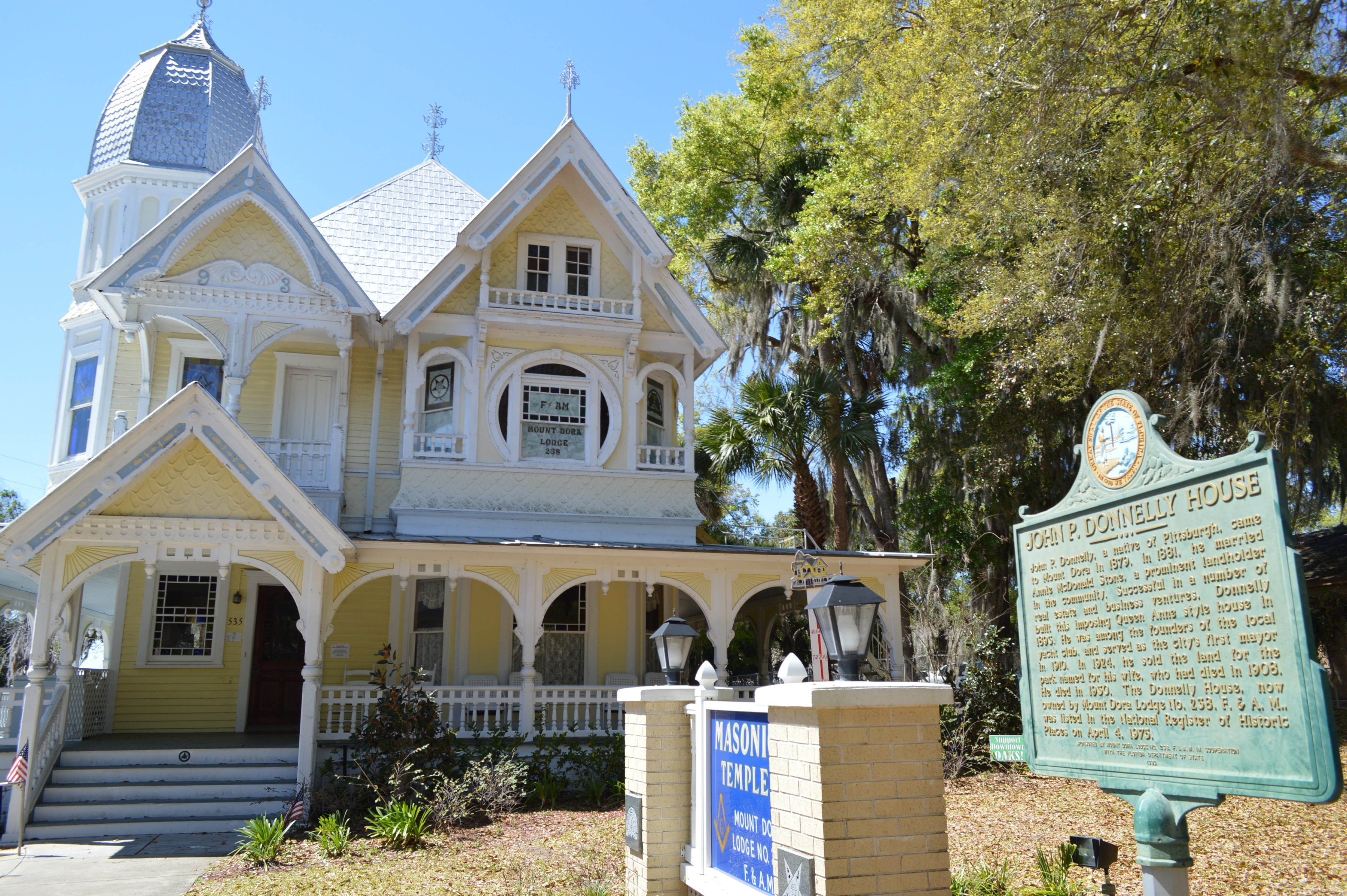 Historic Homes For Sale In Central Florida