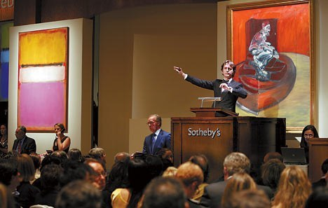 Sotheby s auction house