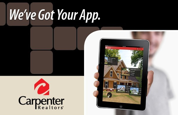 Carpenter App experienced real estate agents choosing carpenter