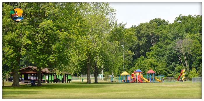 Explore The Kiwanis Park And Dog Play