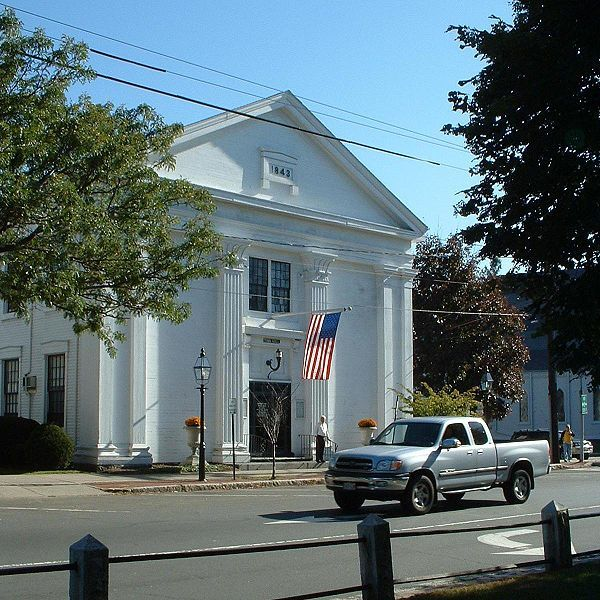 Town Hall near Bridgewater Property